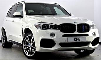 2015 BMW X5 3.0 30d M Sport xDrive (s/s) 5dr £31995.00
