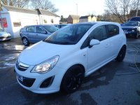 USED 2011 61 VAUXHALL CORSA 1.2 LIMITED EDITION 5d 83 BHP