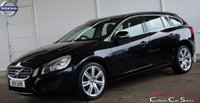 USED 2011 11 VOLVO V60 2.4 D5 SE SPORTWAGON AUTO 202 BHP Finance? No deposit required and decision in minutes.