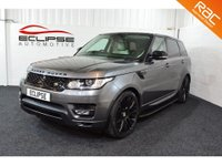 USED 2015 51 LAND ROVER RANGE ROVER SPORT 3.0 SDV6 HSE 5d AUTO 288 BHP