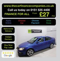 USED 2009 59 SKODA OCTAVIA 2.0 VRS TDI CR 5d 170 BHP aMAZING CAR WITH SERVICE HISTORY 6 STAMPS,   FININISHED IN GLEAMING METALIC BLUE,WITH,  18 INCH ALLOYS, LEATHER CLAD MULTI FUNCTION STEERING WHEEL, MOBIL SAT NAV,   REAR PARKING SENSORS, AUTO HEAD LAMPS,, HALF LEATHER SEATS ,  BLUETOOTH PHONE PREP , TOUCH SCREEN RADIO CD