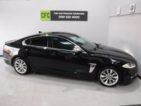 USED 2013 13 JAGUAR XF 2.2 D SPORT 4d AUTO 200 BHP BEAUTIFUL JAGUAR FINISHED IN GLEAMING BLACK, THIS CAR HAS BEEN MAINTAINED REGARDLESS OF COST,AND IS IN PRISTINE CONDITION, SERVICE HISTORY , THE CAR HAS SOME AMAZING SPEC INC HALF LEATHER SEATS, ELEC SEATS,  ELEC  MIRRORS, ELEC WINDOWS,  SAT NAV ,MULTI FUNCTION STEERING WHEEL, ELEC BOOT OPEN, PARKING SENSORS , AIR CONDITIONING JUST TO LIST BUT A FEW