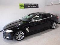 2013 JAGUAR XF 2.2 D SPORT 4d AUTO 200 BHP £9995.00