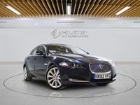 "USED 2013 62 JAGUAR XF 3.0 D V6 PREMIUM LUXURY 4d AUTO 240 BHP -  SAT NAV | LEATHER | 19"" ALLOYS 