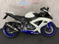 2008 SUZUKI GSXR600 GSXR 600 K8 MOT TILL SEP 2019 LOW MILEAGE 1 OWNER 2008 58 £3990.00