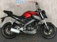 2015 YAMAHA MT-125 MT 125 ABS VERY LOW MILEAGE 717 MILES 1 OWNER 2015 15 £2690.00