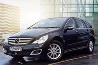 USED 2009 59 MERCEDES-BENZ R CLASS 3.5 R350 5d AUTO 272 BHP Full Service History With 7 Stamps
