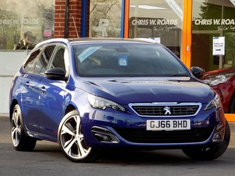 View our PEUGEOT 308 SW