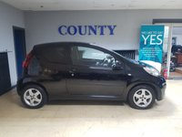 USED 2013 62 PEUGEOT 107 1.0 ALLURE 3d 68 BHP * 2 OWNERS * LONG MOT * P.S.H *