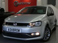 2015 VOLKSWAGEN POLO 1.4 TDI SE DESIGN BLUEMOTION 5d 75 S/S £8482.00