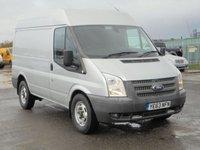 2013 FORD TRANSIT 2.2 330 1d 124 BHP £6995.00