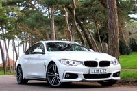 2015 BMW 4 SERIES 2.0 428i M SPORT COUPE AUTO 245 BHP