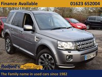 USED 2013 62 LAND ROVER FREELANDER 2.2L SD4 HSE LUXURY 2 OWNERS! 60 X £309.38 FINANCE