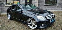 2010 MERCEDES-BENZ C CLASS 2.1 C220 CDI BLUEEFFICIENCY SPORT 4d 170 BHP £6650.00