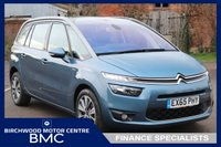 2015 CITROEN C4 GRAND PICASSO 1.6 BLUEHDI EXCLUSIVE 5d AUTO 118 BHP £12995.00