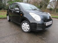 USED 2009 09 SUZUKI ALTO 1.0 SZ3 5d 68 BHP VALUE FOR MONEY AND LOW RUNNING COSTS