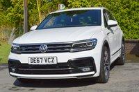 2017 VOLKSWAGEN TIGUAN 2.0 R-LINE TDI BMT 4MOTION 5d 148 BHP £25891.00