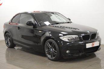 2011 BMW 1 SERIES 2.0 123D M SPORT 2d AUTO 202 BHP £9995.00