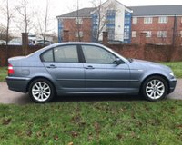 USED 2004 04 BMW 3 SERIES 2.0 318I ES 4d 141 BHP EXCEPTIONALLY CLEAN INSIDE AND O: