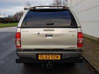 USED 2012 62 TOYOTA HI-LUX 3.0 INVINCIBLE 4X4 D-4D DCB 1d 169 BHP