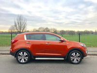 USED 2010 60 KIA SPORTAGE 2.0 FIRST EDITION 5d 160 BHP