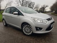 2011 FORD C-MAX 1.6 TITANIUM TDCI 5d + 2 FORMER KEEPERS + HISTORY £4750.00