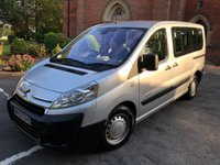USED 2009 59 CITROEN DISPATCH 1.6 COMBI HDI 6STR 5d 89 BHP WAV Wheelchair access