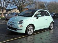 2016 FIAT 500 1.2 LOUNGE 3d 69 BHP £7695.00