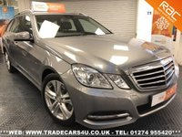USED 2011 61 MERCEDES-BENZ E 350 CDI AVANTGARDE EDITION 125 DIESEL ESTATE AUTO UK DELIVERY* RAC APPROVED* FINANCE ARRANGED* PART EX