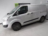 USED 2014 64 FORD TRANSIT CUSTOM 2.2 330 TREND LR P/V 1d 124 BHP FORD TRANSIT LWB TEND, ONE OWNER FROM NEW FULL SERVICE HISTORY 6 STAMPS EVERY OPTIONAL EXTRA inc .  PARKING SENSORS,  CRUISE CONTROL, AIR CON , SAT NAV,  UPGRADED ALLOY WHEELS, 155 bhp, EXCELLENT VALUE FOR MONEY IN THIS CONDITION AND WITH THIS SPEC AND SERVICE HISTORY, THIS VAN HAS BEEN VERY WELL LOOKED AFTER AND MAINTAINED WITH NO EXPENSE SPARED, COMES WITH MAIN DEALER  SERVICE HISTORY, 4 STAMPS VERY RARE VAN
