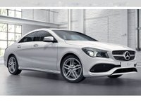 USED 2018 MERCEDES-BENZ CLA CLASS 1.6 CLA180 AMG Line 7G-DCT (s/s) 4dr EXPORTERS ENQUIRES WELCOME