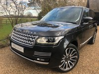 2014 LAND ROVER RANGE ROVER 4.4 SDV8 AUTOBIOGRAPHY 5d AUTO 339 BHP SOLD