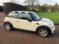 2009 MINI HATCH COOPER 1.6 COOPER 3d 118 BHP £3999.00