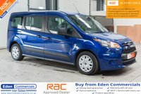 USED 2017 17 FORD GRAND TOURNEO CONNECT 1.5 ZETEC TDCI 5d 118 BHP