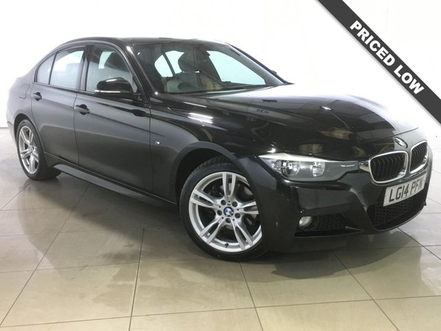 View our 2014 14 BMW 3 SERIES 2.0 320D XDRIVE M SPORT 4d 181 BHP