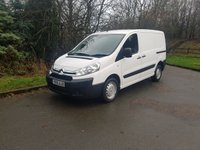 2015 CITROEN DISPATCH 1.6 1000 HDI 4d 90 BHP AIR CON ELECTRIC PACK SERVICE HISTORY
