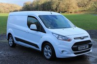 2014 FORD TRANSIT CONNECT 1.6 240 LIMITED P/V 1d 114 BHP £10000.00