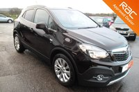 USED 2015 65 VAUXHALL MOKKA 1.6 SE S/S 5d 113 BHP VIEW AND RESERVE ONLINE OR CALL 01527-853940 FOR MORE INFO.