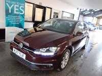 2017 VOLKSWAGEN GOLF 1.6 GT TDI BLUEMOTION TECHNOLOGY 5d 114 BHP £12995.00