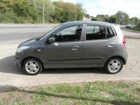 USED 2010 60 HYUNDAI I10 1.2 Style 5 door Petrol £30 tax 1 owner Full history BAD CREDIT FINANCE / LOW RATE FINANCE / PART EXCHANGE