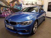 USED 2014 64 BMW 4 SERIES 2.0 420D XDRIVE M SPORT 2d AUTO 181 BHP