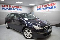 USED 2015 15 PEUGEOT 308 1.6 BLUE HDI S/S SW ACTIVE 5d 120 BHP Free Road Tax, Bluetooth, Sat Nav, Cruise control, DAB Radio