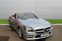 USED 2014 14 MERCEDES-BENZ SLK 2.1 SLK250 CDI BLUEEFFICIENCY AMG SPORT 2d AUTO 204 BHP AUTOMATIC VERY LOW MILEAGE, MANY EXTRAS.FINANCE ME TODAY-UK DELIVERY POSSIBLE
