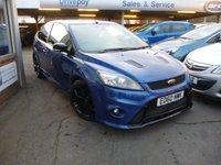 2010 FORD FOCUS 2.5 ST-3 3d 223 BHP £9999.00