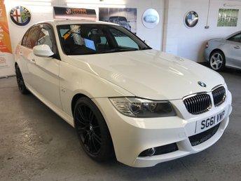2011 BMW 3 SERIES 2.0 318I SPORT PLUS EDITION 4d 141 BHP £7990.00