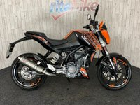 2014 KTM 125 DUKE 125 DUKE 14 ABS MODEL MOT TILL APRIL 2019 LOW MILES 2014 14  £2790.00