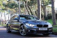 2014 BMW 4 SERIES 3.0 435I M SPORT COUPE £SOLD