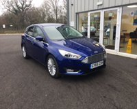 USED 2015 65 FORD FOCUS 1.5 TITANIUM X SPORT ECOBOOST AUTOMATIC 180 BHP THIS VEHICLE IS AT SITE 1 - TO VIEW CALL US ON 01903 892224