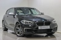 2015 BMW 1 SERIES 3.0 M135I 3d AUTO 322 BHP £18490.00