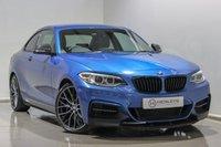 2016 BMW 2 SERIES 3.0 M240I 2d AUTO 335 BHP £23490.00